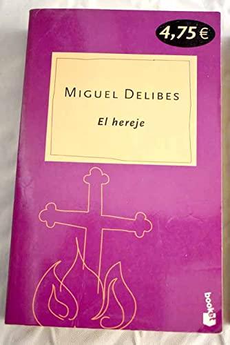 9788423333806: El hereje (Spanish Edition)