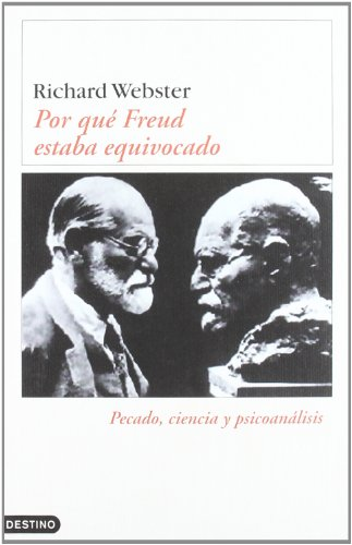 POR QUE FREUD ESTABA EQUIVOCADO (9788423334162) by Richard Webster