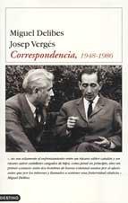9788423334360: Correspondencia, 1948-1986 (Miguel Delibes) (Imago Mundi)
