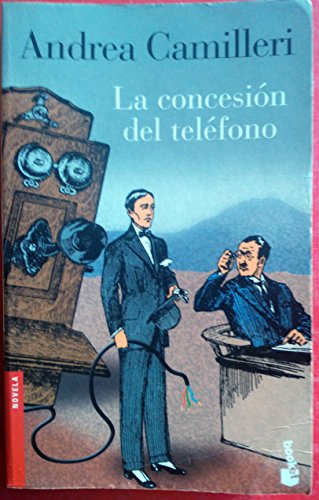 9788423334551: La Concesion Del Telefono (