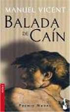 9788423334582: Balada De Cain (Spanish Edition)