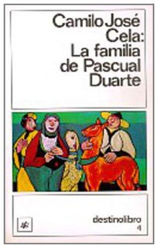 9788423334797: La Familia de Pascual Duarte (Spanish Edition)