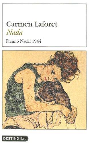 9788423334803: Nada / Nothing (Destinolibro) (Spanish Edition)
