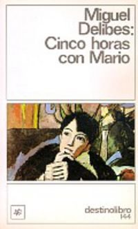 9788423335107: Cinco horas con Mario....DL ((2) Destinolibro)