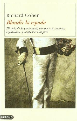9788423335671: Blandir la espada (Imago Mundi)