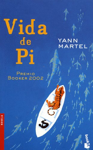 9788423335862: Vida de Pi (Booket Logista)