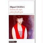 Senora de Rojo Sobre Fondo Gris (Spanish Edition): Delibes, Miguel