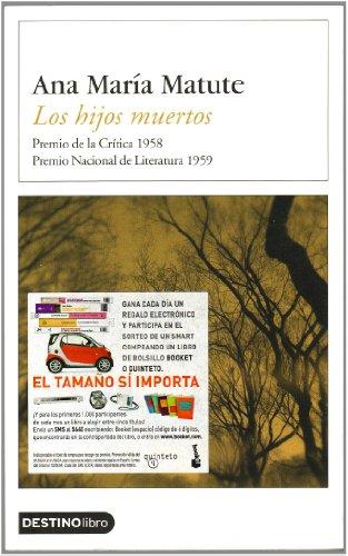 Los Hijos Muertos (Spanish Edition): Matute, Ana Maria
