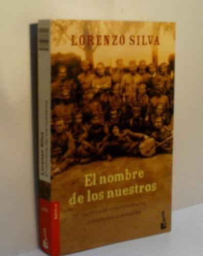 9788423336791: El nombre de los nu (nuevo) (Booket Logista)