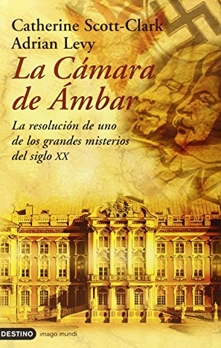 La Cmara De Mbar By Catherine Scott Clark Adrian Levy Destino Madrid 9788423337156 Carton