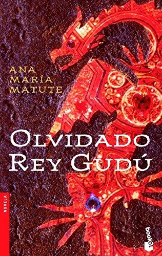 9788423338061: Olvidado rey Gudu (Spanish Edition)