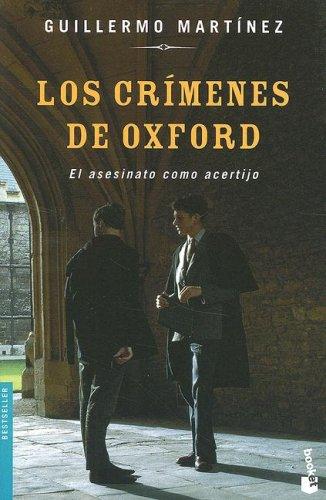 9788423338375: Los crímenes de Oxford (NF) (Booket Logista)