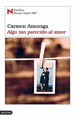 9788423339075: Algo Tan Parecido Al Amor (Spanish Edition)