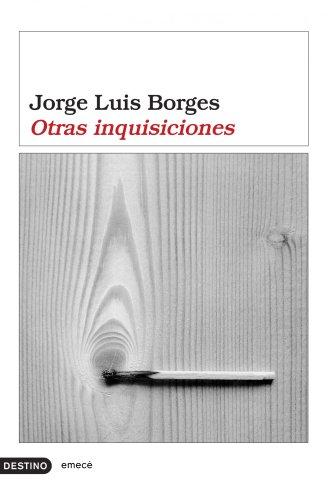 Otras Inquisiciones - Borges, Jorge Luis