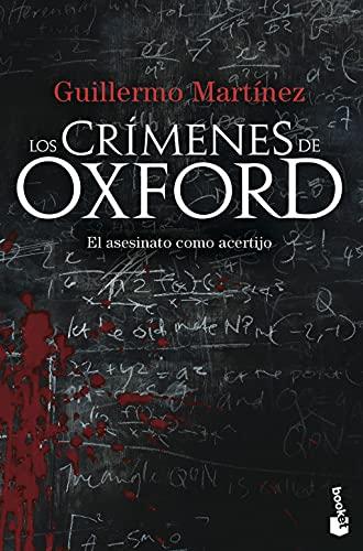 9788423339839: Los crímenes de Oxford (Booket Logista)