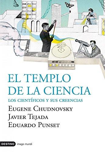 9788423340163: El Templo de La Ciencia: Los Cientificos y Sus Creencias (Spanish Edition)