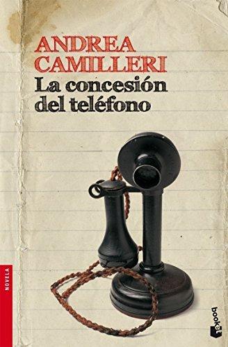 9788423340415: La concesión del teléfono