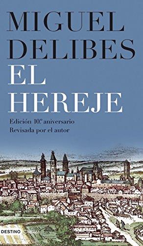 9788423340873: El hereje (Áncora & Delfin)