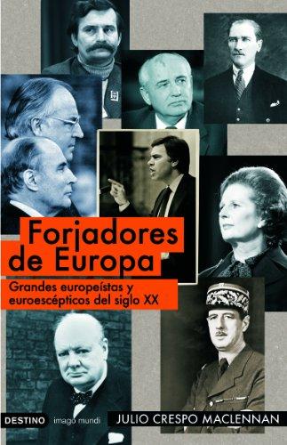 9788423341184: Forjadores de Europa (Imago Mundi) (Spanish Edition)