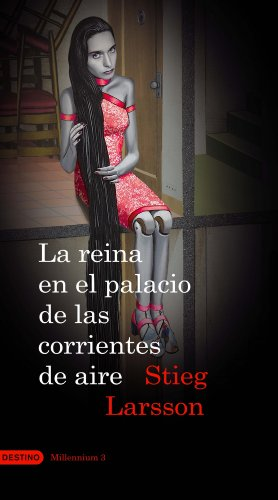 9788423341610: La reina en el palacio de las corrientes de aire [Import] (Spanish Translation)
