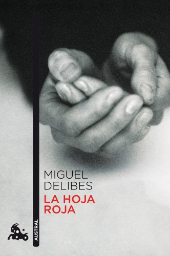 9788423342334: La hoja roja (Spanish Edition)