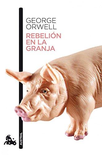 9788423342341: Rebelion en la granja (Spanish Edition)