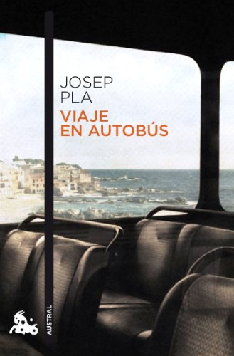 9788423342358: Viaje en autobús (Narrativa)