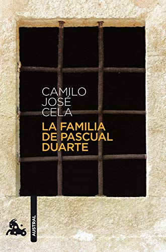 9788423342785: La familia de Pascual Duarte (Spanish Edition)