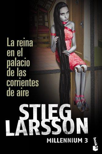 9788423343294: La reina en el palacio de las corrientes de aire (Booket Logista)