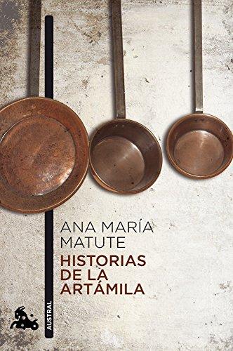 HISTORIAS DE LA ARTAMILA: ANA MARIA MATUTE