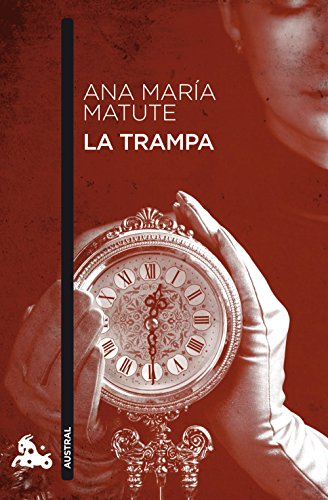 9788423343614: La trampa (Narrativa)