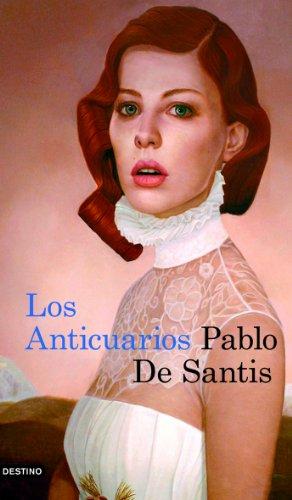 9788423343836: Los Anticuarios