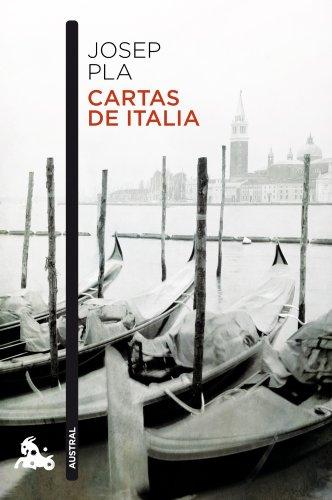 9788423344062: Cartas de Italia (Narrativa)