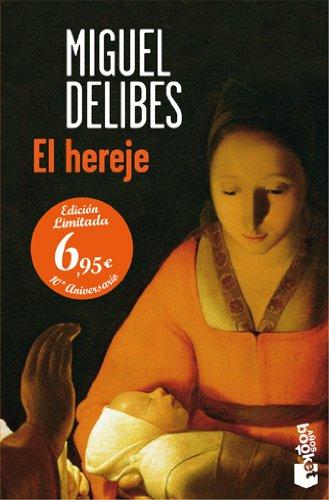 9788423344437: El hereje (Booket Verano 2011)