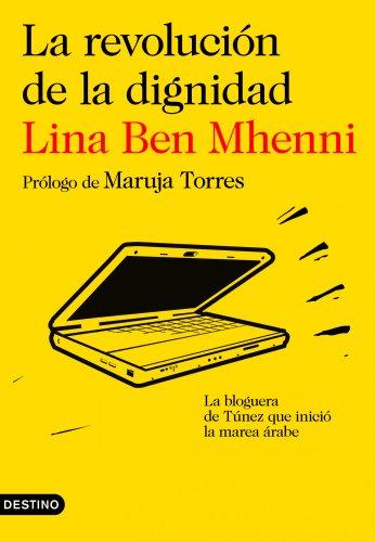 LA REVOLUCION DE LA DIGNIDAD: La bloquera: Lina Ben Mhenni