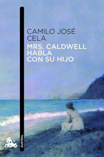 9788423345434: Mrs. Caldwell habla con su hijo (Contemporánea)