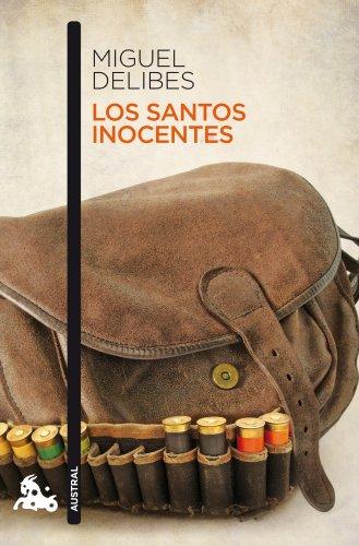 9788423346738: Los santos inocentes (Narrativa)