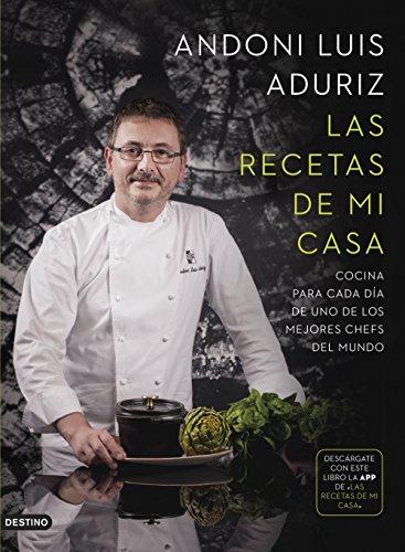 9788423347261: Las recetas de mi casa: Cocina para cada día de uno de los mejores chefs del mundo (Imago Mundi)