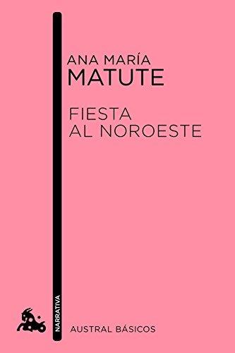 9788423349029: Fiesta al Noroeste (Booket Austral Basicos)