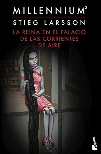 9788423349579: La reina en el palacio de las corrientes de aire (Serie Millennium 3) (Booket Logista)