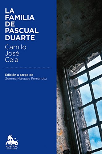 9788423351473: La familia de Pascual Duarte (Austral Educación)