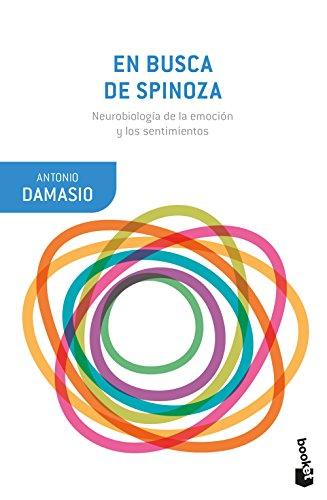 9788423353699: En busca de Spinoza: Neurobiología de la emoción y los sentimientos (Booket Ciencia)