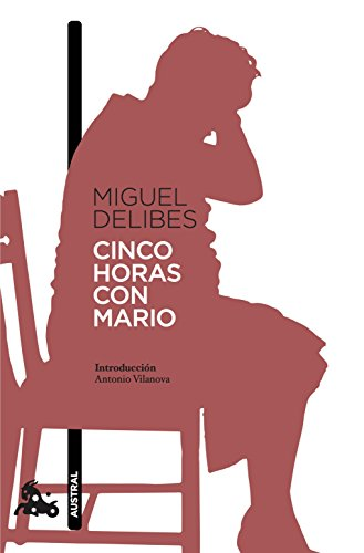 9788423353705: Cinco horas con Mario (Spanish Edition)