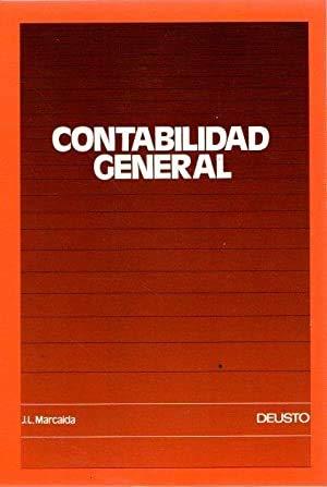 9788423405077: CONTABILIDAD GENERAL