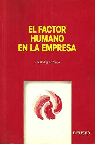 9788423407286: Factor Humano En La Empresa (Spanish Edition)