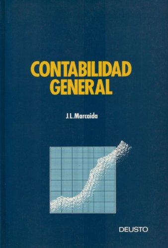 9788423407743: CONTABILIDAD GENERAL.