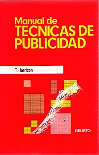 9788423408030: Manual de tecnicas de publicidad