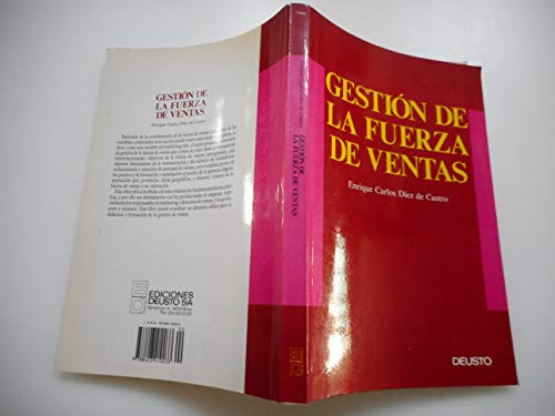 9788423410033: Gestion de La Fuerza de Ventas (Spanish Edition)