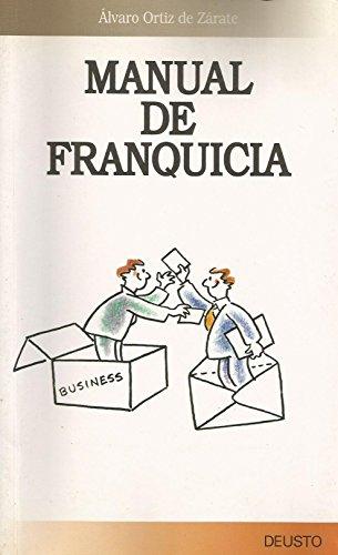 9788423411290: Manual de franquicia
