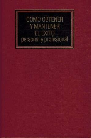 9788423411542: Biblioteca deusto...t.8.como obtener y mantener el exito personal..